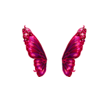 Garnet Angel Wings