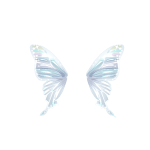 Diamond Angel Wings