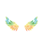 Banner Fantasy Bird Wings