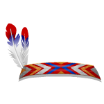 Indian Queen Headdress