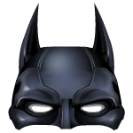 Bat Pet Superhero Hat