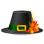 Autumn Pilgrim Hat