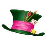 Miss Hatter Hat