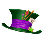 Mr. Hatter Hat