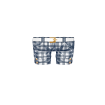 Banner Exclusive Denim Checkered Pants