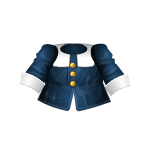 Blue Pilgrim Gentleman Top