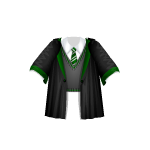 Serpent Student Girl Robe