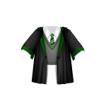 Serpent Student Boy Robe