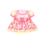 Pink Kawaii Dress