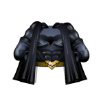 Bat Pet Superhero Top