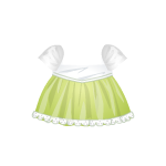 Green Toddler Dress