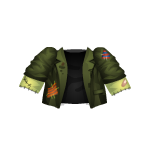Cute Frankenstein Jacket