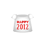 Happy 2012 T-shirt