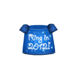 Ring in 2012 T-shirt