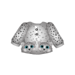 February Special White Leopard Top