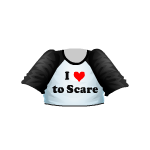 I Love to Scare T-Shirt