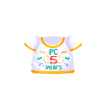 Pet City 5th Anniversary T-Shirt