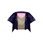 Banner Exclusive Trendy Dark Purple Jacket