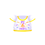 Pet City 6th Anniversary T-Shirt