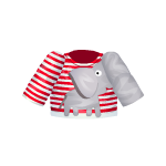 Elephant Sleeve Top
