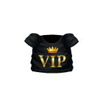 Exclusive VIP Black T-Shirt