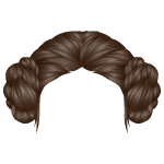 Star Pet Princess Wig