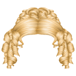 French Aristocrat Wig