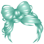 Whimsical Wig with Bow