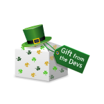 St.Patrick's Gift from Devs