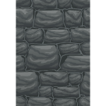 Gray Polished Stone Wallpaper