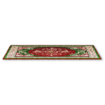 Christmas Colored Rug