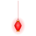 Red Party Lantern