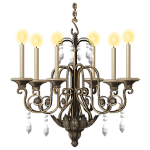 Ornate Candelabra