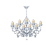 Haunted Ghost Chandelier