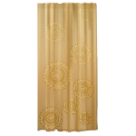 Steampunk Sheer Curtain