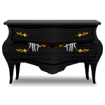 Animated Halloween Drawer Chest