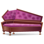 Deluxe Coffin Lounger