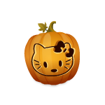 Kitty Jack Pumpkin