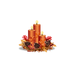 Fall Season Candles