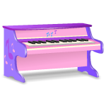 Pink Toy Piano