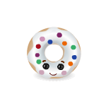 Cheerful Donut Junior