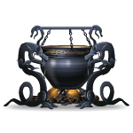 Black Dragon Cauldron