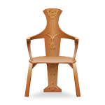Rivenville Palace Chair