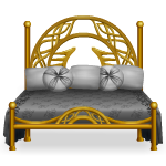 Rivenville Golden Bed
