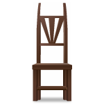 Dwarf Wooden Chair