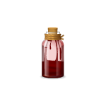 Blood Red Potion