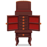 Potions Cabinet