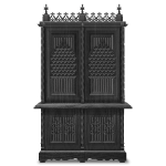 Cathedral Storage Cabinet