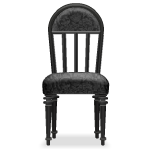 Dark Gray Chair