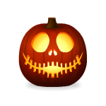 Cheerful Jack Jacko Lantern